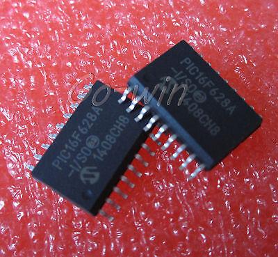 10PCS MICROCHIP PIC16F628A-I/SO PIC16F628A SOP-18 CHIP IC