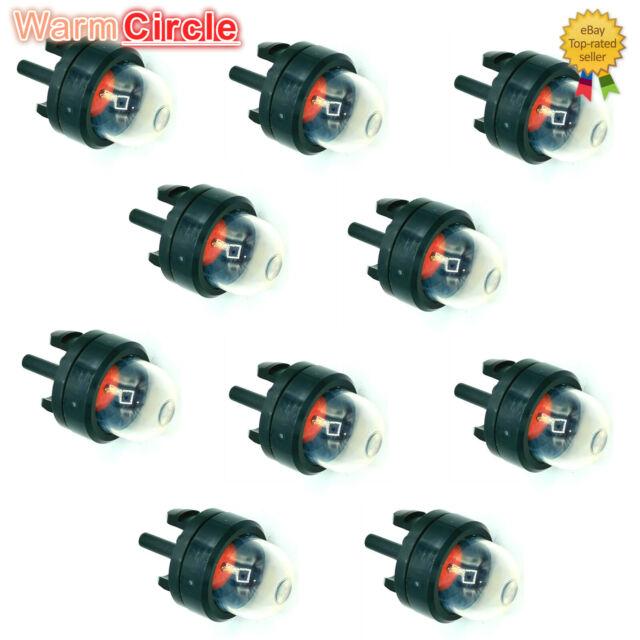 50X Homelite Echo Stihl Ryobi Poulan Zama Primer Bulb Pump OEM# 0057003 0057004