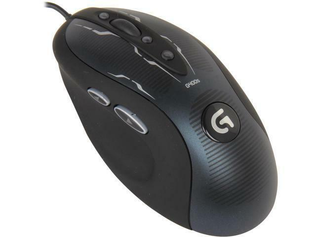 LOGITECH GAMING MOUSE G400 DRIVER FOR MAC