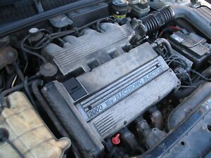 fiat coupe/tipo/lancia delta/thema 2.0 16v non turbo engine 76k kit
