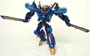 Transformers Age of Extinction DRIFT Complete Voyager Helicopter Aoe