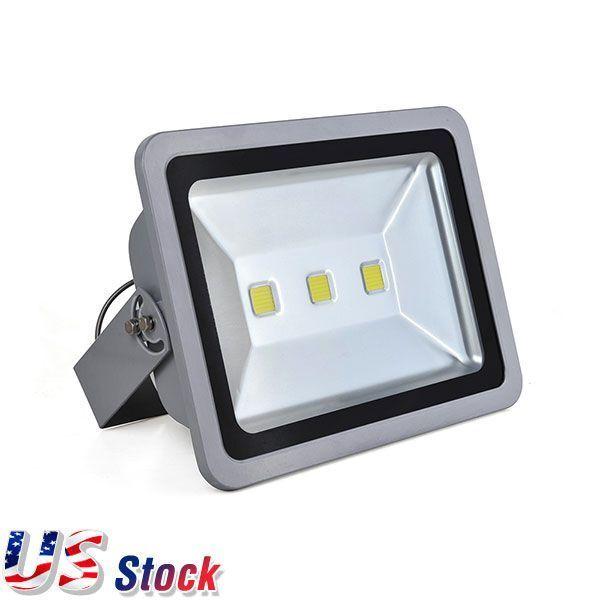 US - 150W 12-24VDC LED luz de inundación del medio ambiente cálido blancoo LED luz de inundación