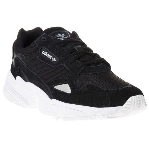 per Adidas scarpe Up Falcon Chunky Nuove ginnastica donna Metallic Black da Lace t0aZZwdq