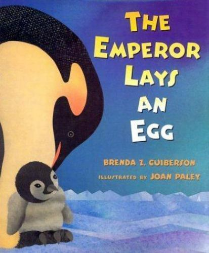 The Emperor Lays an Egg-ExLibrary