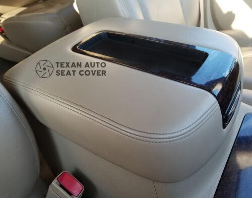 2013 2014 Chevy Silverado 1500 2500HD LT LS LTZ Center Console Cover Tan