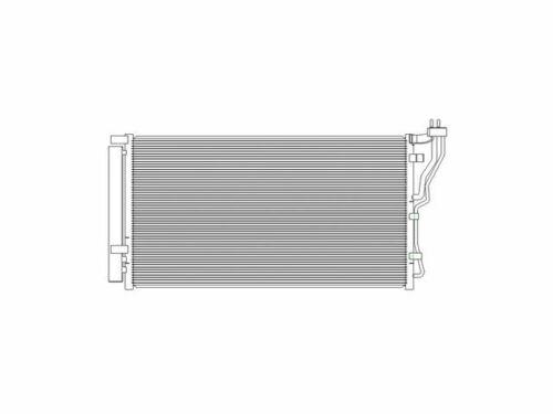 For 2014-2016 Kia Cadenza A//C Condenser 79162ZY 2015