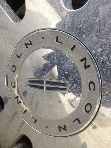 2000 2001 2002 2003 2004 2005 2006  LINCOLN LS CHROME WHEEL CENTER CAP