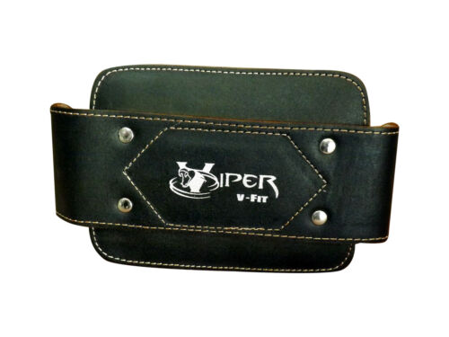 Dipping Belt with Heavy Duty Steel Chain Weight Lifting Fitness Leather no logo
