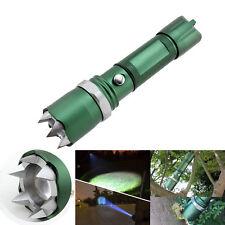 1800 Lumens Cree Q5 LED Flashlight Flash Light Tactical Torch Zoom Lamp 3 Modes