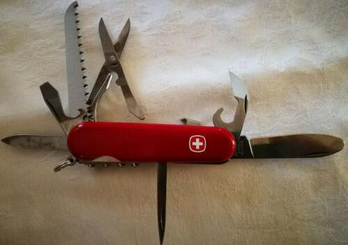 Schweizer Messer für Kinder mit Säge Wenger Kindermesser