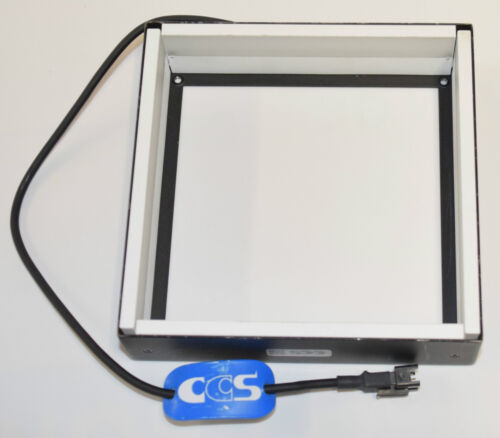 CCS FPQ120SW Square low angle Machine Vision LED White