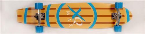 61150 42 INCH Longboard Board NEU Komplettboard Skateboard ABEC7 107cm