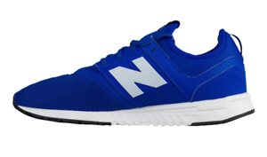 NEW BALANCE 247 LIFESTYLE MEN'S blueE SNEAKERS 1254 SIZE 10 D
