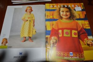 Dale-of-Norway-Knitting-Pattern-Book-120-Kids-14-designs