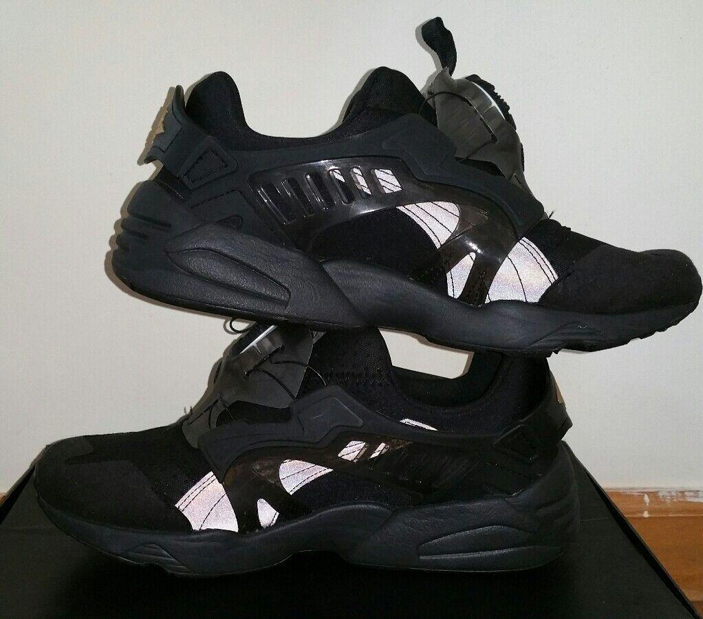 Puma x sophia chang trinomic disc brooklynite schwarz schwarz brooklynite 357294 01 dfc892