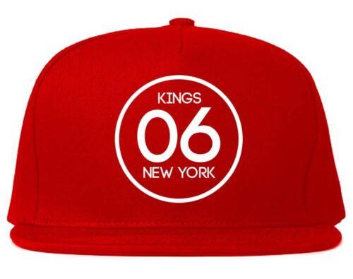 Kings Of NY 2006 New York CIrcle Logo Snapback Cotton One Size Adjustable Cap