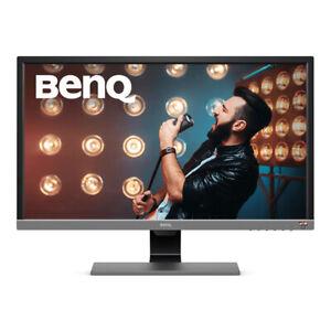 BenQ EL2870U 70,61 cm (28 Zoll) LED Gaming Monitor 4K UHD HDR, 1ms Reaktionszeit