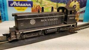 Athearn-Southern-Railway-sw1500-Switcher-Locomotive-train-engine-HO-sw7