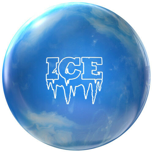 Storm Ice Storm bluee White Bowling Ball