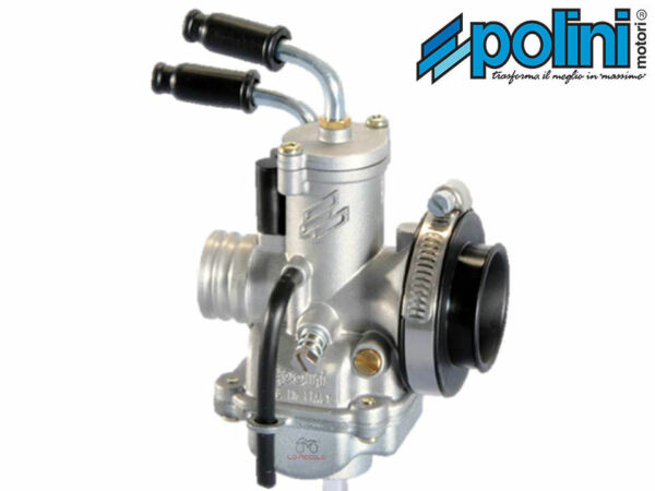 201.1502 Carburatore Polini Cp D15 Yamaha : Axis 50 - Breeze 50 - Bw's 50 Dal 04 Compleet In Specificaties