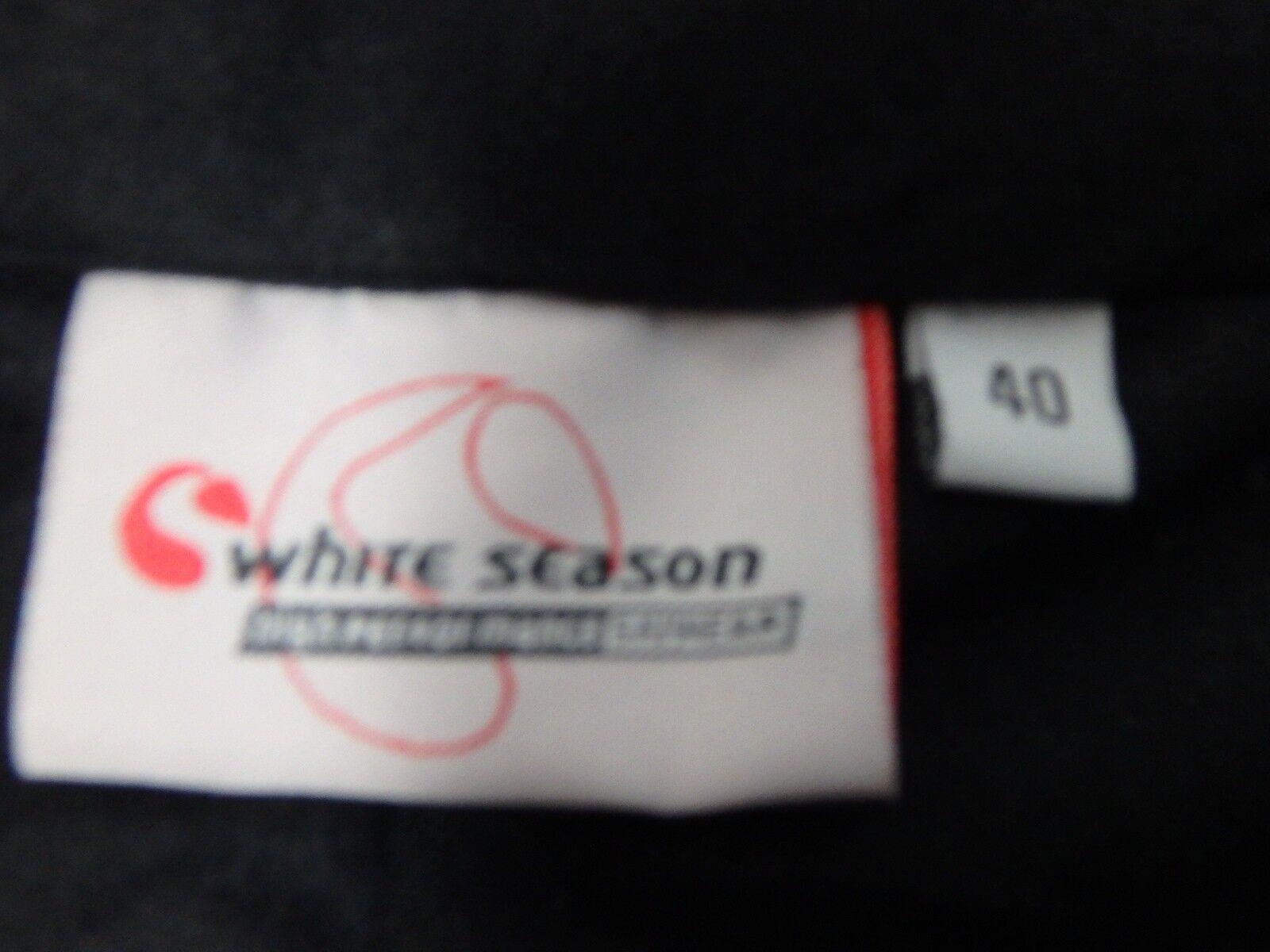Weiß Season Season Season  27799 Skihose Alpin Hose Ski Winter Snowboard Damen Gr. 40 Weiß 16e38e