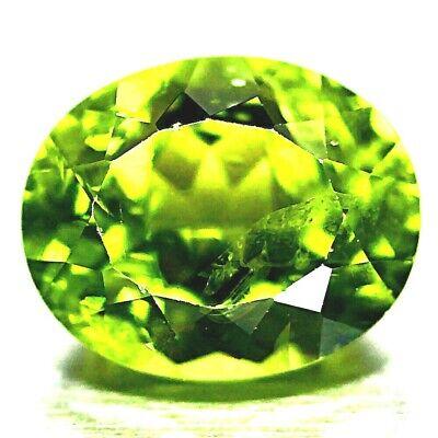 Suche Nach FlüGen Top Peridot : 3,90 Ct Natürliche Grün Peridot Aus Pakistan Verpackung Der Nominierten Marke