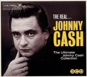 Johnny Cash - The Real… The Ultimate Johnny Cash Collection 3CD NEU OVP - Wuppertal, Deutschland - Johnny Cash - The Real… The Ultimate Johnny Cash Collection 3CD NEU OVP - Wuppertal, Deutschland