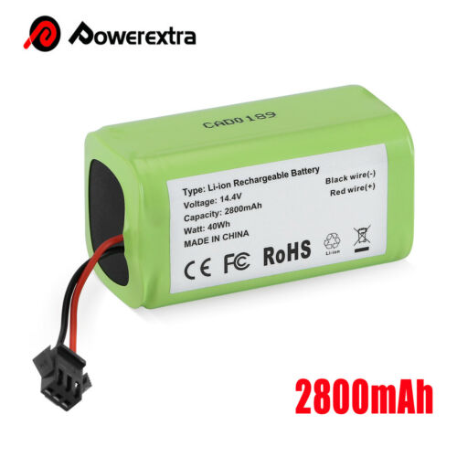 N79SE N79 14.4v 2800mAh For Ecovacs Deebot N79S DN622 500 Replacement Battery