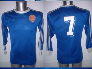 Image is loading Yugoslavia-ADIDAS-Adult-Medium-1980s-Vintage-Football- Soccer- 24292c771