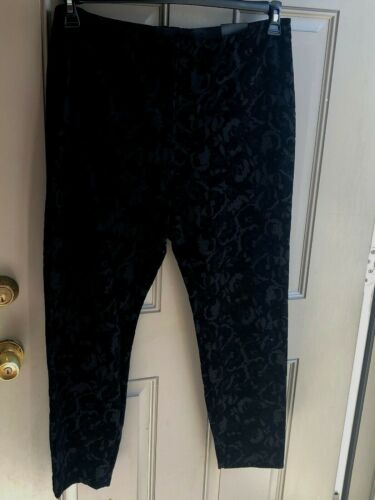 Pantaloni Alfani al skinny donna With 16 New polpaccio da Tags Lunghezza Taglia Lace 30 Black XHXfwqrgx
