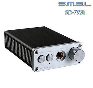 SMSL-SD-793II-DIR9001-PCM1793-OPA2134-Coax-Optical-MINI-DAC-Headphone-Amp-S