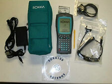 SOKKIA SDR8100 DATA COLLECTOR PERFECT SDR 8100 WARRANTY