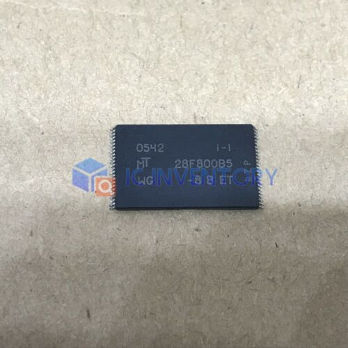 5PCS MT28F800B5WG-8BET Encapsulation:FLASH MEMORY