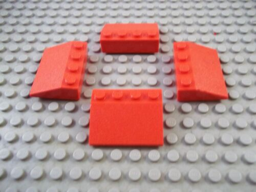 Lego Slopes 33 Degrees 3 x 4-4 Pieces P//N 3297 Pre-Owned Choose Colour