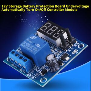 12V Battery Low Voltage Undervoltage Anti-Over Discharge