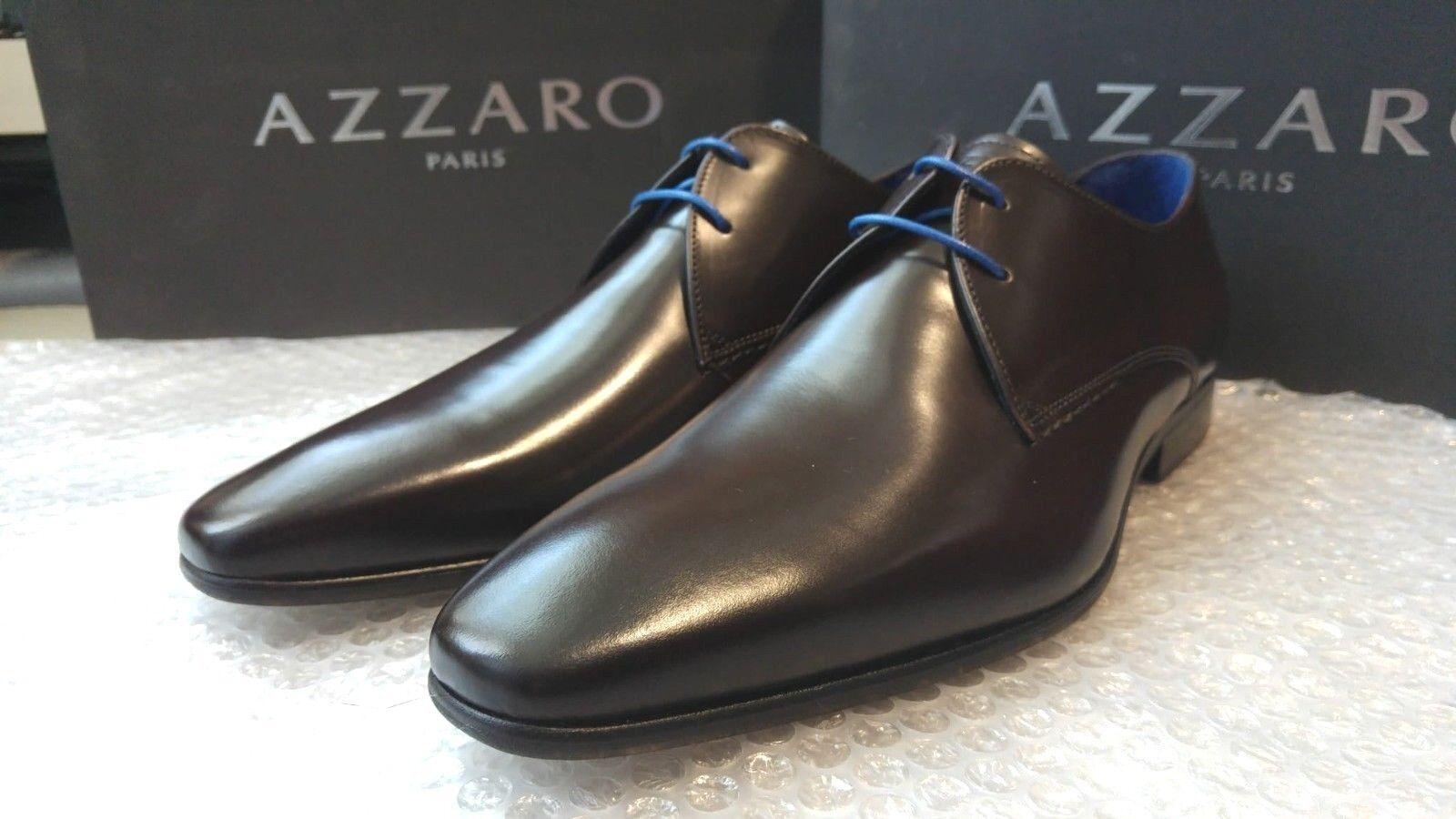 Azzaro Paris  Jurical  herren schuhe Größe 43 (8.5UK)