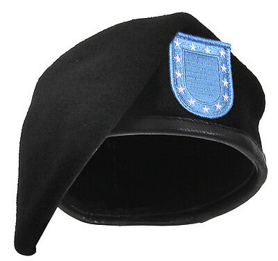 Preshaved army beret