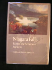 McKinsey NIAGARA FALLS Icon of the American Sublime, 1st ed, signed, New York