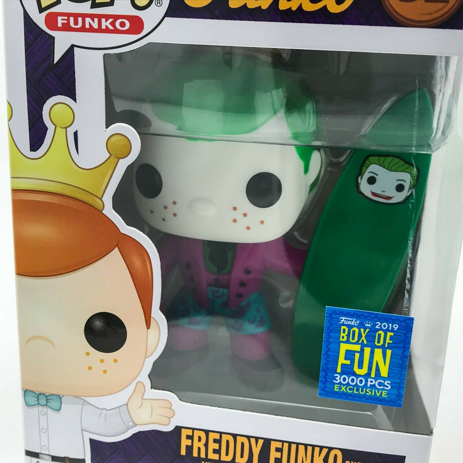 Frotdy Funko - The Joker Surf's Up (Box of Fun   Fundays 2019) Funko Pop  Vinyl