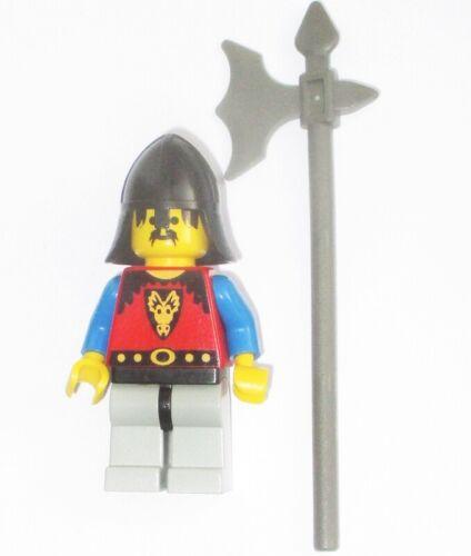 Lego®  RITTER Figur 13 mit Zubehör für  z.B 6082 6043 6056 6076