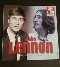 John Lennon The Illustrated Biography by Gareth Thomas  9780955794933