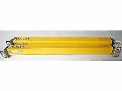 Sti Minisafe Ms4424r/ms4424x Safety Light Curtain Receiver And Transmitter Pair Non-Ironing Business & Industrial Electrical Equipment & Supplies