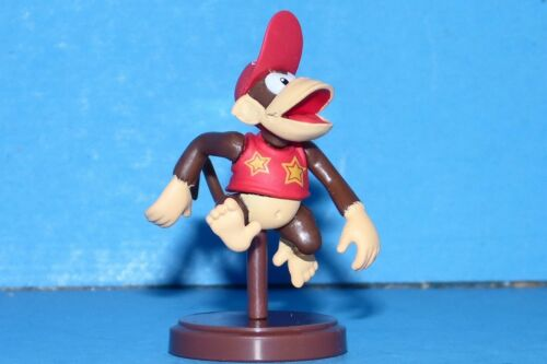 Furuta Choco Egg The Super Mario Selection # 19 Diddy Kong
