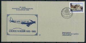 Sud Africa 1985 Mi. Z24 Busta 100%
