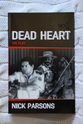 1 of 1 - Dead Heart by Nicholas Parsons (Paperback, 2008, free postage), like new