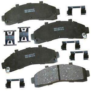 Disc Brake Pad Set Stop Ceramic Brake Pad Front Bendix Sbc652 Ebay