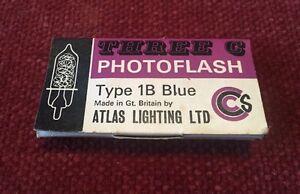 Three-C-Photoflash-Type-1B-Capless-Blue-Atlas-Lighting-Ltd-3-1-Other