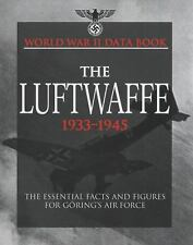 World War II Germany: The Luftwaffe, 1933-1945 : The Essential Facts and Figures for Göring's Air Force by S. Mike Pavelec (2010, Hardcover)