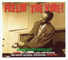 FEELIN' THE VIBE! - A TRIP INTO VIBES DRIVEN JAZZ - VARIOUS ARTISTS (NEW 3CD)
