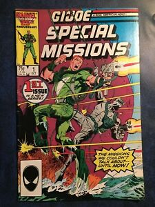 MARVEL-COMICS-G-I-Joe-Special-Missions-1-October-1986